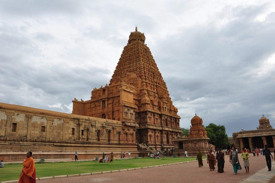 ブリハディーシュワラ寺院