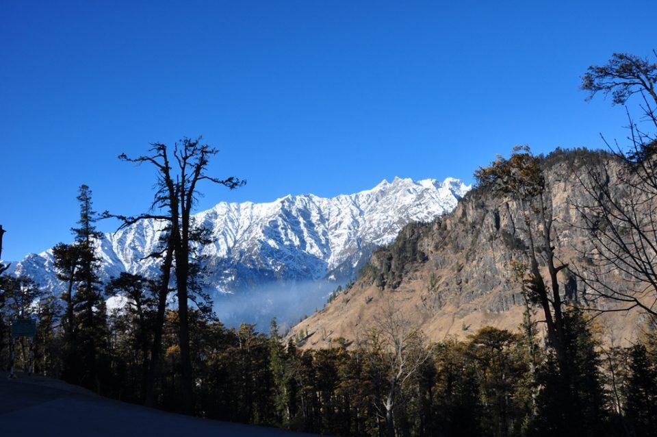 ヒマラヤ連峰